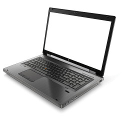 "HP EliteBook 8770W i7-3720QM 12GB 7P 17"" 1920x1080 Brak Dysku"