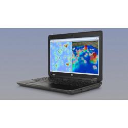 "HP ZBook Z15G2 i7-4810MQ 4GB 10P 15"" 1920x1080 Brak Dysku"