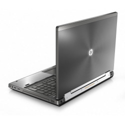 "HP EliteBook 8770W i5-3520M 4GB 7P 17"" 1920x1080 Brak Dysku"