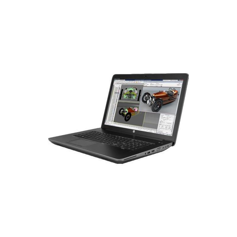 """HP ZBook ZBOOK17 i7-4600M 8GB 10P 17"""" 1920x1080 Brak Dysku"""