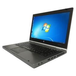 """HP EliteBook 8470W i7-3610QM 4GB 10P 14"""" 1600x900 Brak Dysku"""