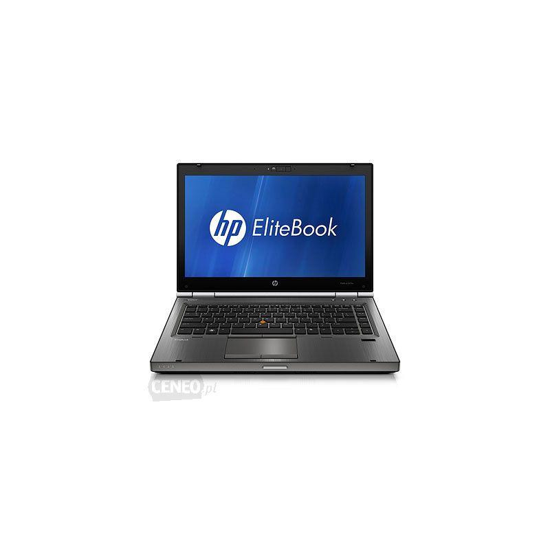 "HP EliteBook 8470W i5-3360M 4GB 7P 14"" 1600x900 Brak Dysku"