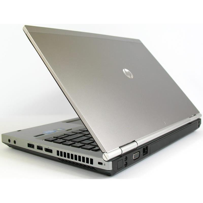 "HP EliteBook 8470P i7-3520M 4GB 10H 14"" 1366x768 Brak Dysku"
