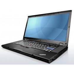 "LENOVO T510 i5- 2GB 7P 15"" 1366x768 Brak Dysku"