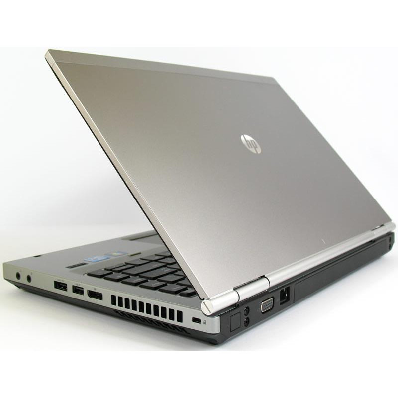 "HP EliteBook 8470P i5-3320M 4GB U 14"" 1366x768 Brak Dysku"