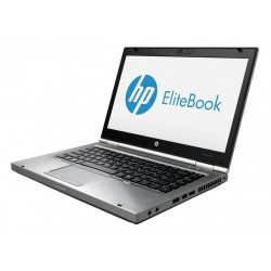 "HP EliteBook 8470P i5-3210M 4GB 7P 14"" 1366x768 Brak Dysku"
