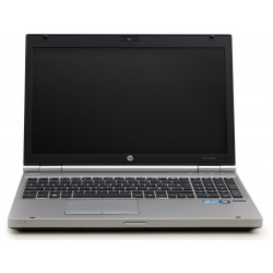 "HP EliteBook 8560P i7-2620M 4GB 7P 15"" 1600x900 320GB HDD"