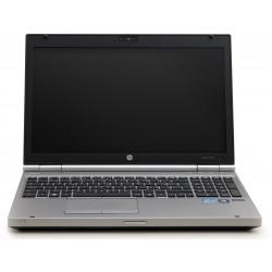 """HP EliteBook 8560P i7-2620M 4GB 7P 15"""" 1600x900 320GB HDD"""