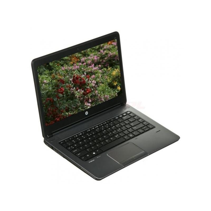 "HP ProBook 640G1 i5-4210M 4GB 7P 14"" 1600x900 Brak Dysku Klasa B"