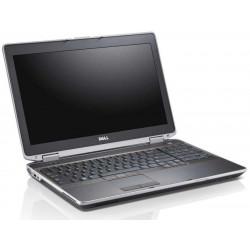 """DELL Latitude E6520 i5-2520M 4GB 10H 15"""" 1600x900 250GB HDD Klasa A"""