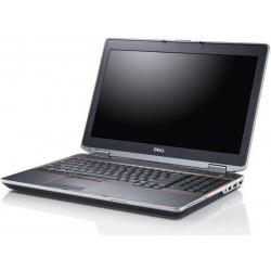 """DELL Latitude E6520 i5-2520M 4GB REF10H 15"""" 1600x900 250GB HDD"""