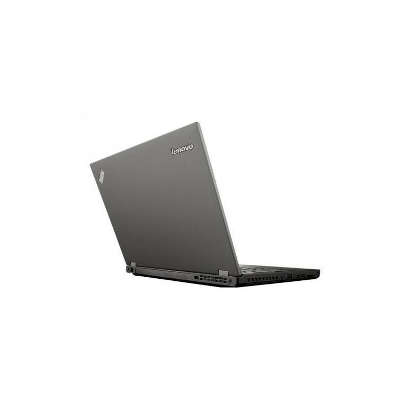 """LENOVO T540P i7-4710MQ 8GB 10P 15"""" 2880x1620 256GB SSD Klasa B"""