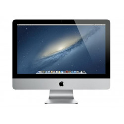 "Apple iMAC13,1 i5-3330S 8GB OSX 22"" 1920x1080 1000GB HDD"