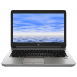 """HP ProBook 640G1 i5-4210M 4GB 7P 14"""" 1920x1080 Brak Dysku"""