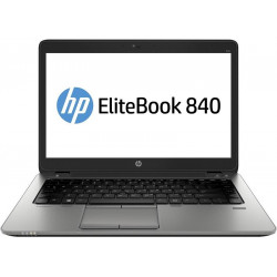 "HP EliteBook 840G1 i5-4300U 4GB 10P 14"" 1920x1080 Brak Dysku"