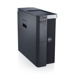 DELL Precision T3600 Xeon-E5 1620 0 16GB 7P 500GB HDD