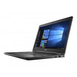 """DELL Latitude 5580 i5-6300U 8GB 10P 15"""" 1920x1080 256GB SSD"""
