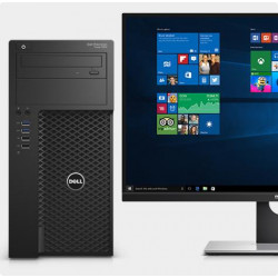DELL Precision 3620 Xeon-E3 1270 v6 16GB 10P 2000GB HDD Klasa A