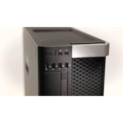 DELL Precision T5600 Xeon-E5 2609 0 8GB 7P 500GB HDD Klasa A