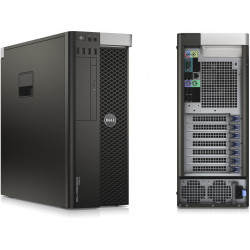 DELL Precision T5600 Xeon-E5 2609 0 8GB 7P 500GB HDD