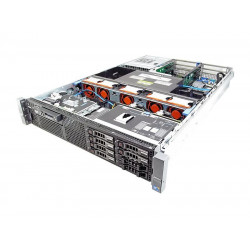DELL PowerEdge R710 Xeon-  48GB U Brak Dysku