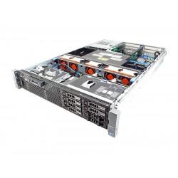 DELL PowerEdge R710 Xeon-  72GB U Brak Dysku