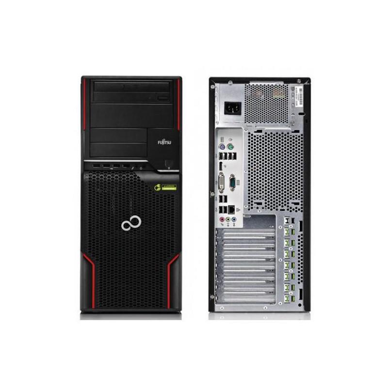 FS CELSIUS W510 Xeon-E31225 8GB 7P 320GB HDD