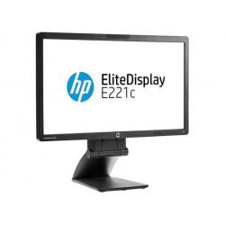 """HP E221C 22"""" 1920x1080 (FullHD) Klasa B"""