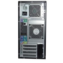 DELL Precision T1650 Xeon-E3 1240 V2 8GB 7P 250GB HDD Klasa A