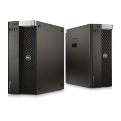 DELL Precision T5610 Xeon-E5 2609 v2 16GB 10P 500GB HDD