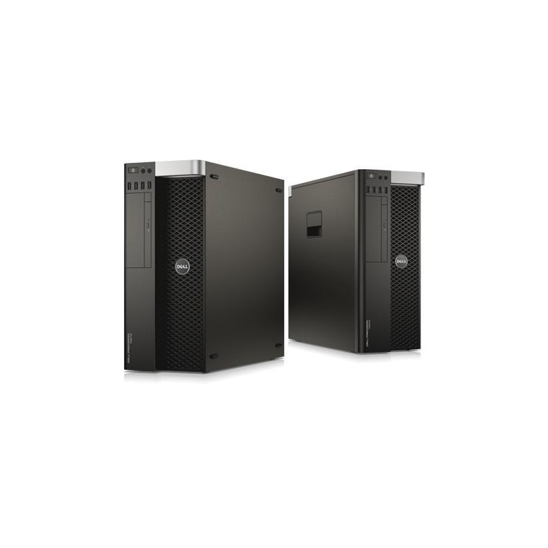 DELL Precision T5610 Xeon-E5 2609 v2 16GB 10P 500GB HDD Klasa A