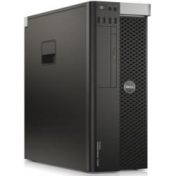 DELL Precision T5610 Xeon-E5 2630 v2 32GB 10P 256GB SSD