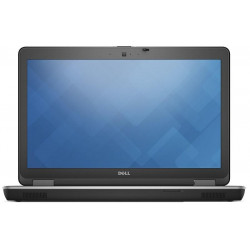 "DELL Latitude E6540 i7-4610M 4GB 7P 15"" 1920x1080 128GB SSD"